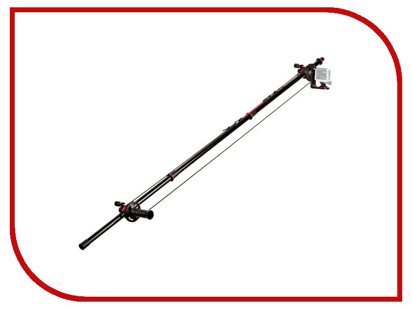 Аксессуар Видеокран-удочка Joby Action Jib Kit & Pole Pack Black-Red action
