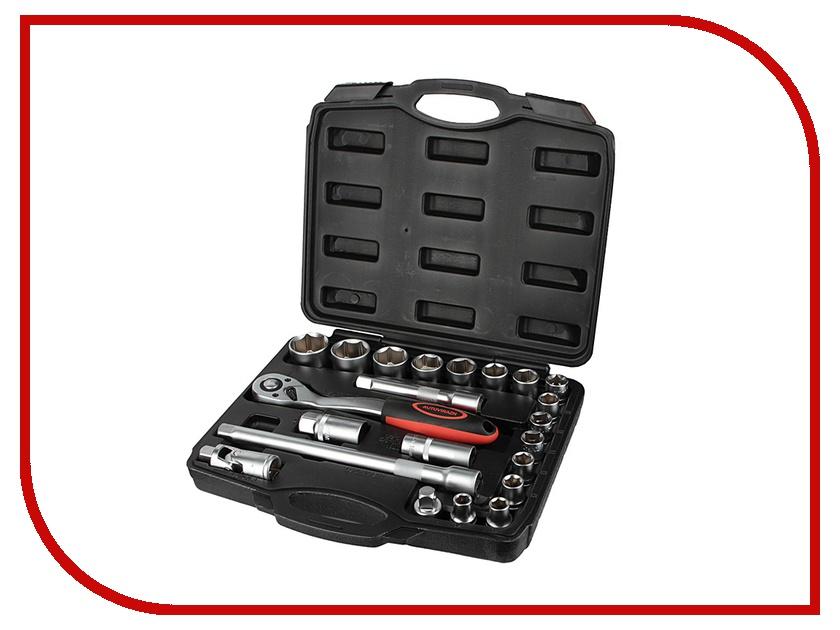 Набор инструмента Autovirazh AV Steel AV-011022<br>