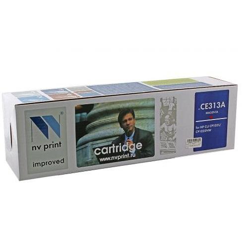 Аксессуар NV Print CE313A Magenta для CLJ CP1025/CP1025NW