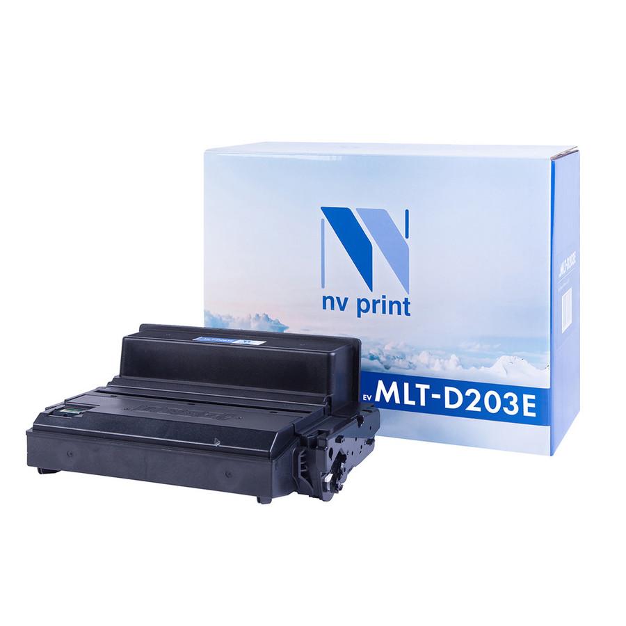 Картридж NV Print MLT-D203E для Samsung SL-M3820D/M4020ND/M3870FD