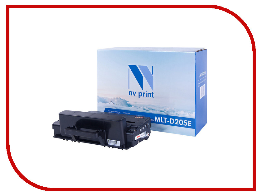 Картридж NV Print MLT-D205E/SEE for Samsung ML-3710/3710P/3710DN/SCX-5637/SCX-5637FR