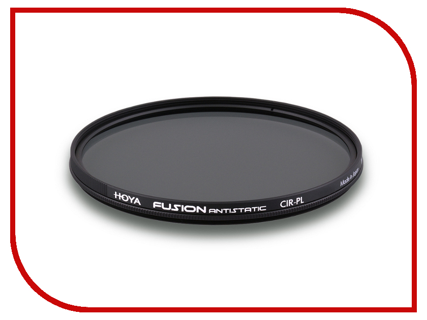 Светофильтр HOYA PL-CIR Fusion Antistatic 62mm 82942<br>