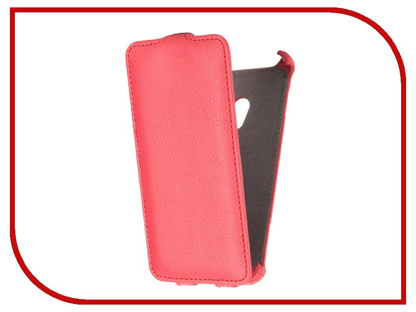 Аксессуар Чехол ASUS ZenFone 5 Gecko Red GG-F-ASA500CG-Red