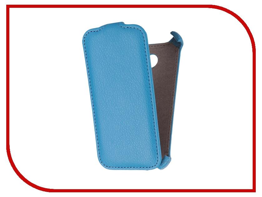 Аксессуар Чехол для ASUS ZenFone 4 Gecko Blue GG-F-ASA400CG-DBLU
