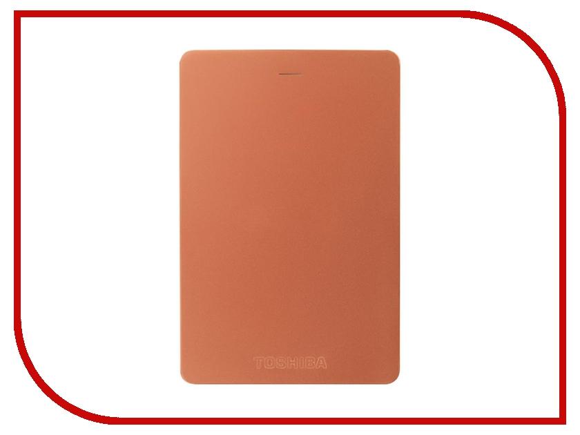 внешние HDD/SSD HDTH320ER3CA  Жесткий диск Toshiba Canvio Alu S3 2Tb Red HDTH320ER3CA