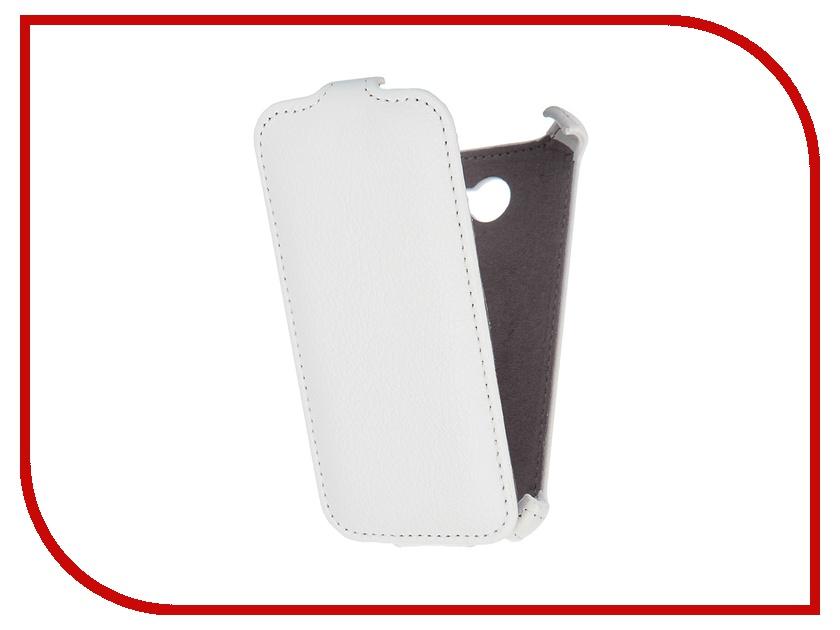 Аксессуар Чехол ASUS ZenFone 4 Gecko White GG-F-ASA400CG-WH