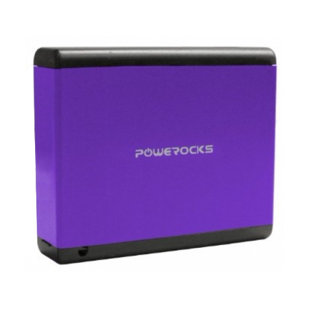 Аккумулятор Powerocks Magic Cube MC-PR-4A 9000mAh Purple