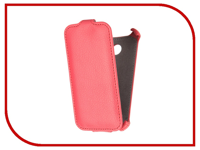 Аксессуар Чехол ASUS ZenFone 4 Gecko Red GG-F-ASA400CG-Red