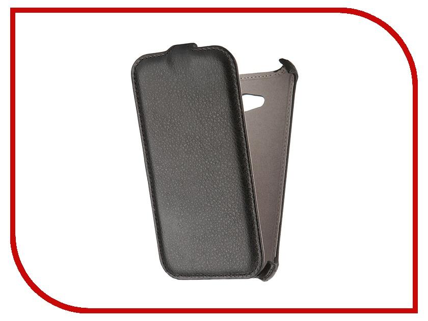 Аксессуар Чехол Microsoft Lumia 640 Gecko Black GG-F-MICL640-BL<br>
