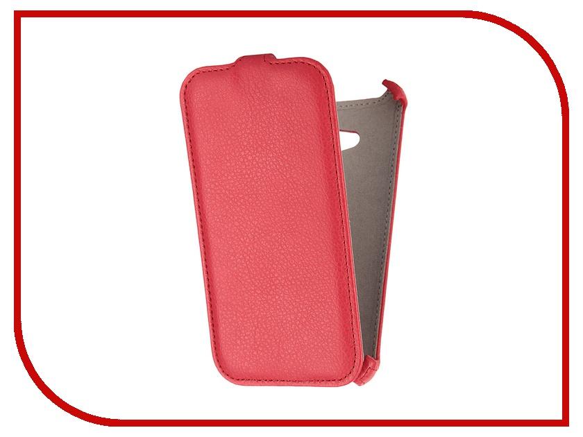 Аксессуар Чехол Microsoft Lumia 640 Gecko Red GG-F-MICL640-Red<br>