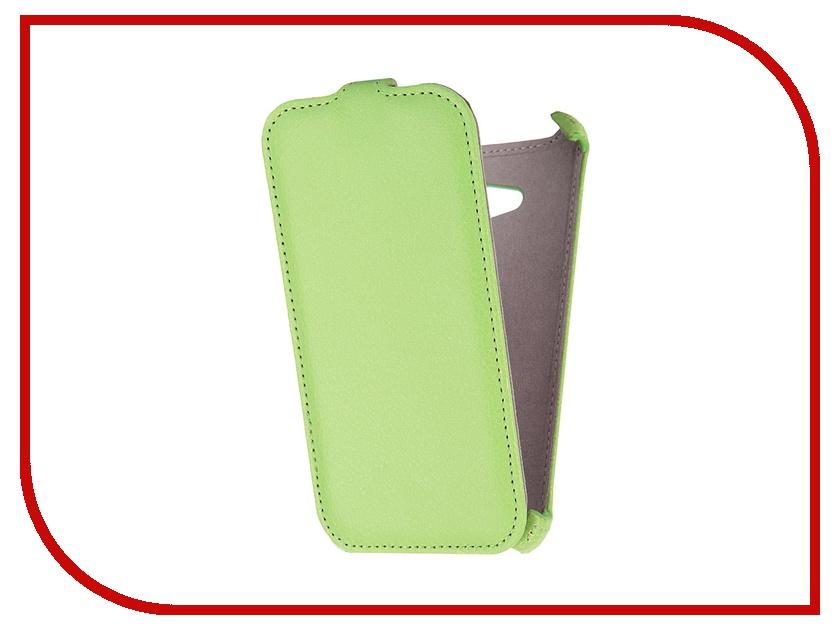 Аксессуар Чехол Microsoft Lumia 640 Gecko Green GG-F-MICL640-GR<br>
