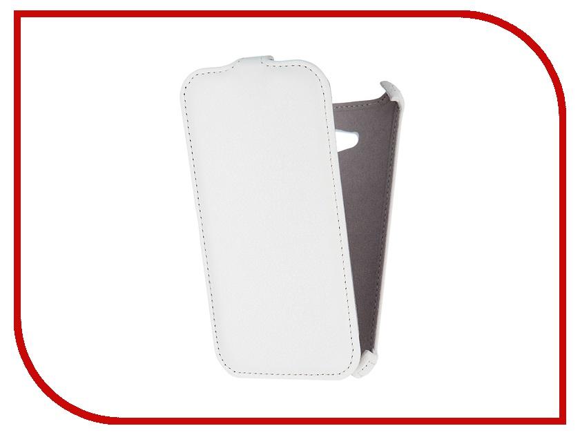 Аксессуар Чехол Microsoft Lumia 640 Gecko White GG-F-MICL640-WH<br>