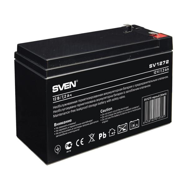Аккумулятор для ИБП Sven SV 12V 7.2Ah SV1272