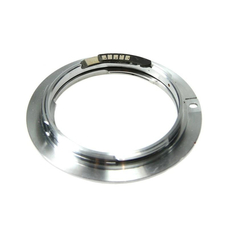 Переходное кольцо Falcon Eyes / Pixco Nikon - Canon EOS с чипом