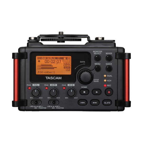 Диктофон Tascam DR-60DMK2<br>