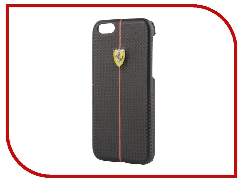 Аксессуар Чехол CG Mobile Ferrari Formula One Hard для iPhone 6 Black FEFOCHCP6BL<br>