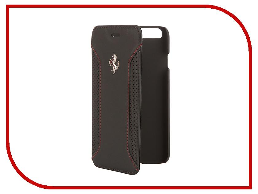 Аксессуар Чехол CG Mobile Ferrari F12 Booktype для iPhone 6 Black FEF12FLBKP6BL<br>