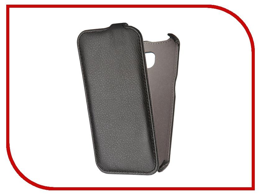 Аксессуар Чехол Samsung G925F Galaxy S6 Edge Gecko Black GG-F-SGS6EDGE-BL<br>