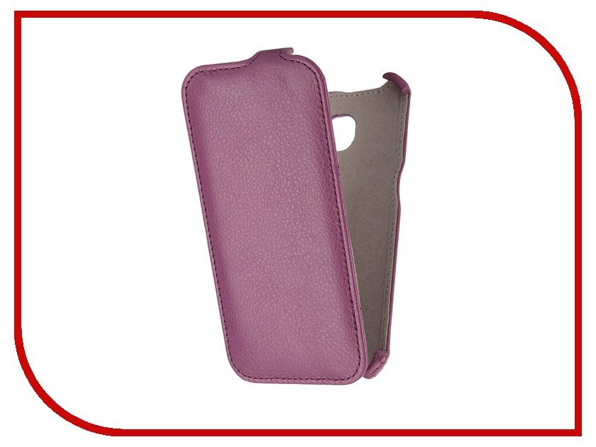 Аксессуар Чехол Samsung G925F Galaxy S6 Edge Gecko Violet GG-F-SGS6EDGE-VIO<br>