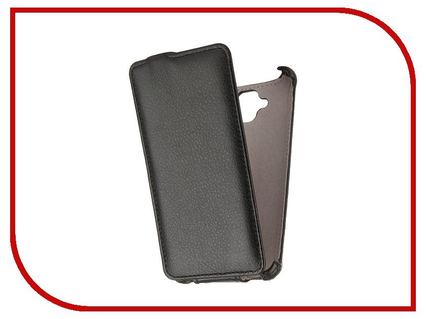 Аксессуар Чехол Lenovo A536 Gecko Black GG-F-LENA536-BL аксессуар чехол meizu m2 mini gecko black gg f meim2mini bl