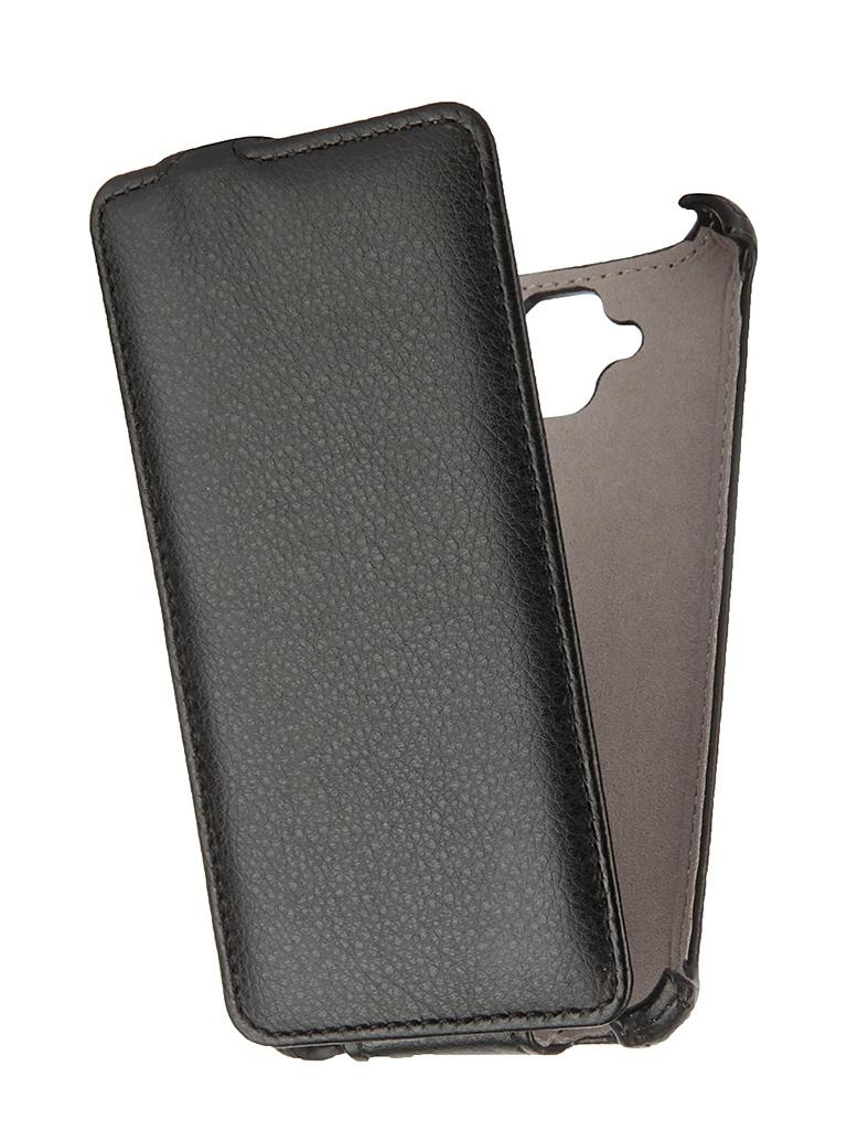 Аксессуар Чехол Lenovo A536 Gecko Black GG-F-LENA536-BL<br>