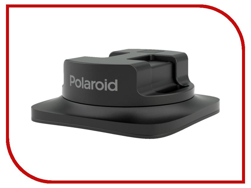 Аксессуар Крепление Polaroid POLC3HM Cube Helmet Mount polaroid cube helmet mount крепление для экшн камеры