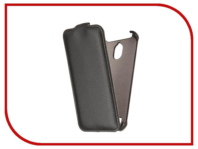 Аксессуар Чехол для ASUS ZenFone C Gecko Black GG-F-ASZC451CG-BL
