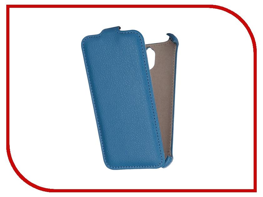 Аксессуар Чехол ASUS ZenFone C Gecko Blue GG-F-ASZC451CG-DBLU аксессуар чехол накладка asus zenfone c zc451cg cherry black 8270