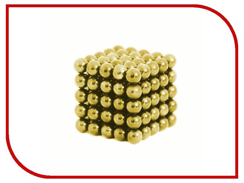 Магниты NeoCube Компромисс 125 8mm Gold<br>