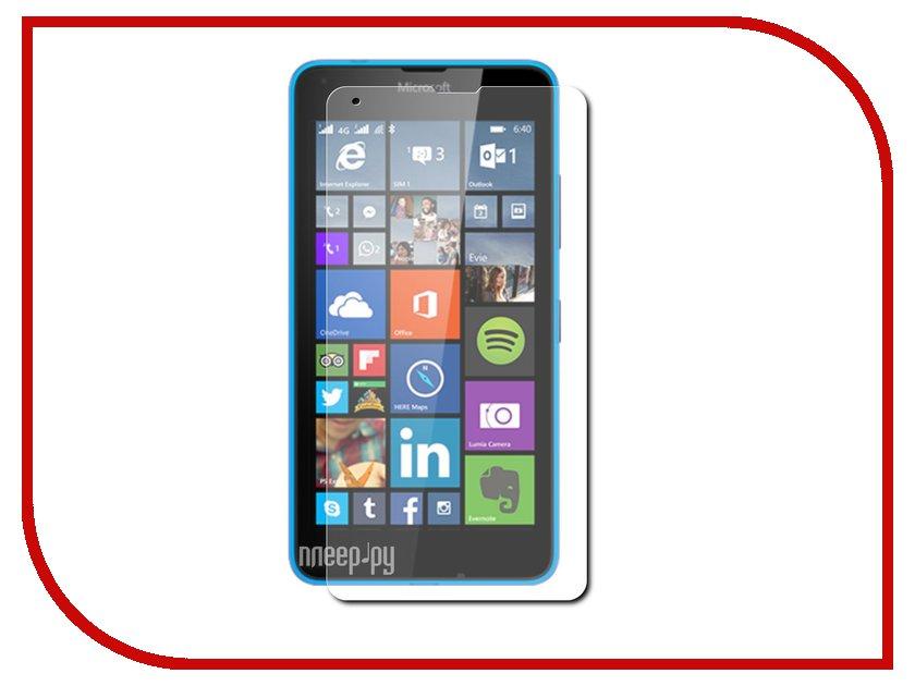 Аксессуар Защитная пленка Nokia Lumia 640/640 Dual Sim Aksberry матовая