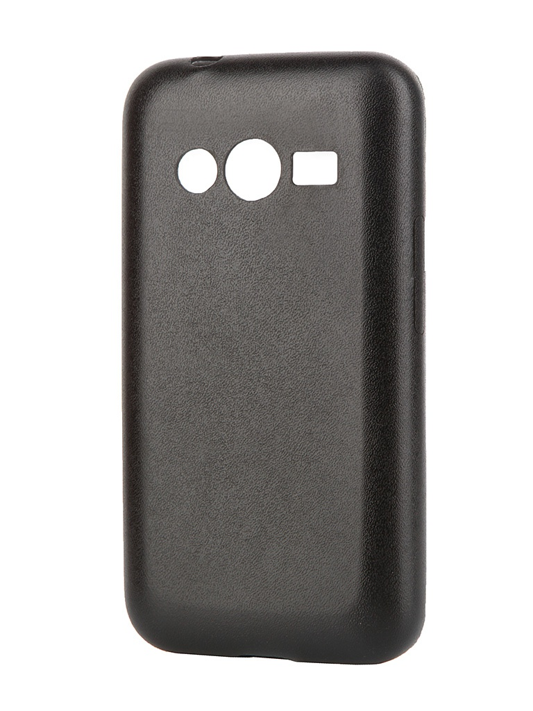 Аксессуар Чехол-накладка Samsung SM-G313 Galaxy Ace 4/Ace NXT Aksberry Slim Soft Black