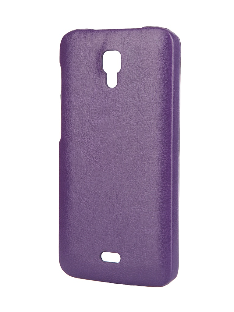 Аксессуар Чехол-накладка Explay Vega Aksberry Violet