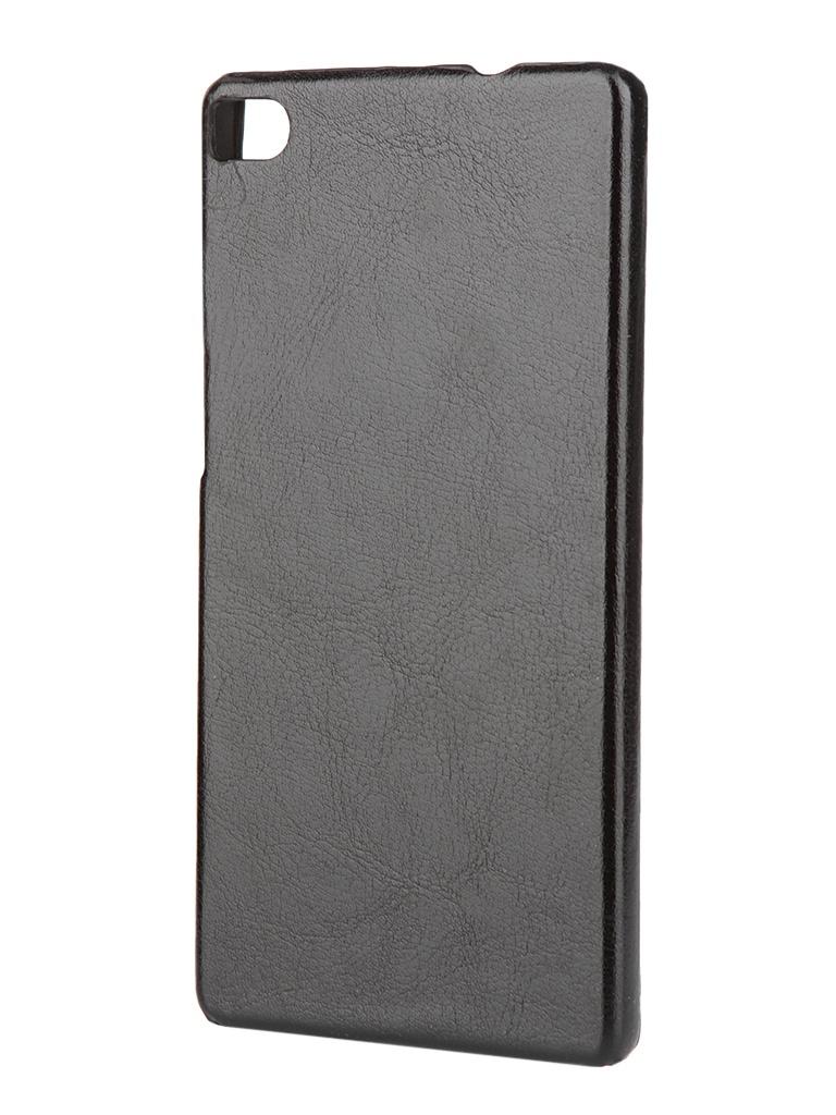 Аксессуар Чехол-накладка Huawei Ascend P8 Aksberry Black
