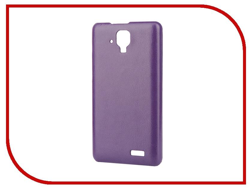 Аксессуар Чехол-накладка Lenovo A536 Aksberry Violet аксессуар чехол lenovo a5000 aksberry black