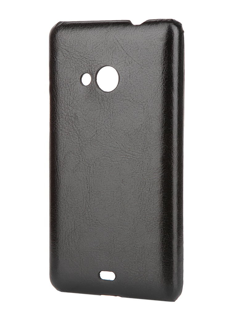 Аксессуар Чехол-накладка Nokia Lumia 532/532 Dual Sim Aksberry Black