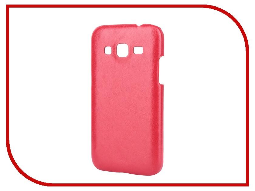 Аксессуар Чехол-накладка Samsung SM-A300 Galaxy A3/A3 Duos Aksberry Red<br>