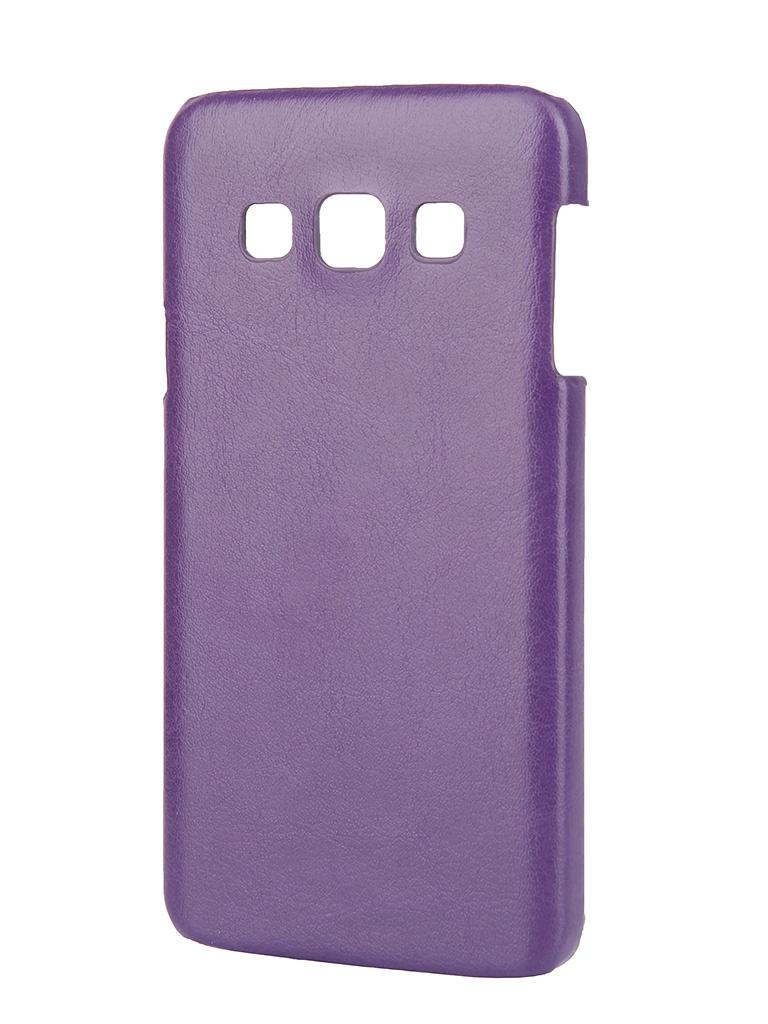 Аксессуар Чехол-накладка Samsung SM-A300 Galaxy A3/A3 Duos Aksberry Violet<br>