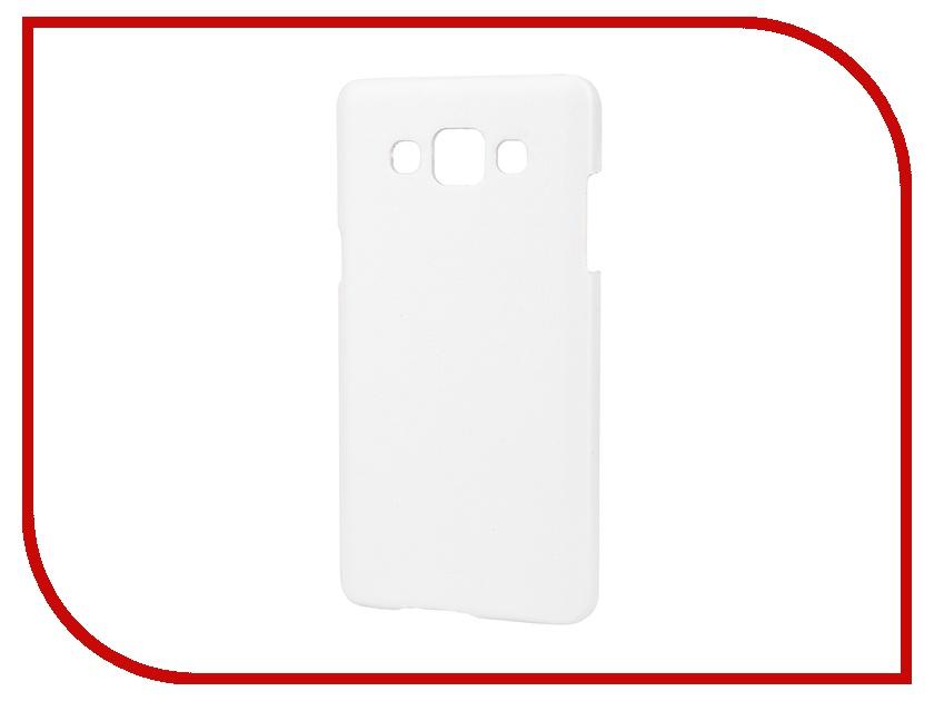 Аксессуар Чехол-накладка Samsung SM-A500 Galaxy A5/A5 Duos Aksberry White<br>