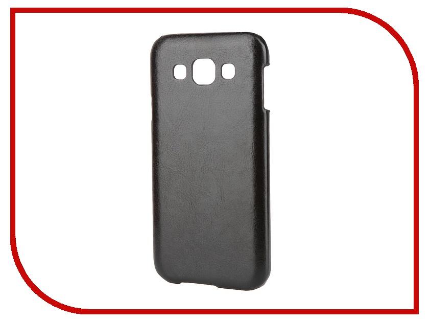 ��������� �����-�������� Samsung SM-E500 Galaxy E5 Aksberry Black
