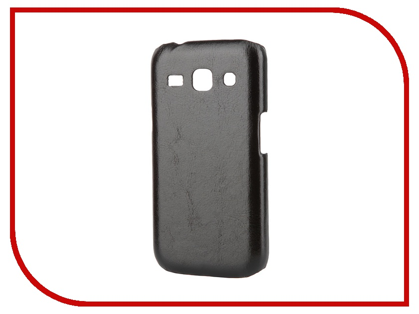 Аксессуар Чехол-накладка Samsung SM-G350 Galaxy Star Advance Aksberry Black