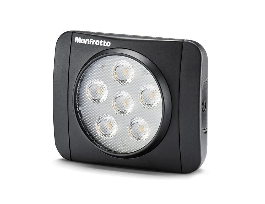 Накамерный свет Manfrotto MLUMIEART-BK LED Lumie Art цены