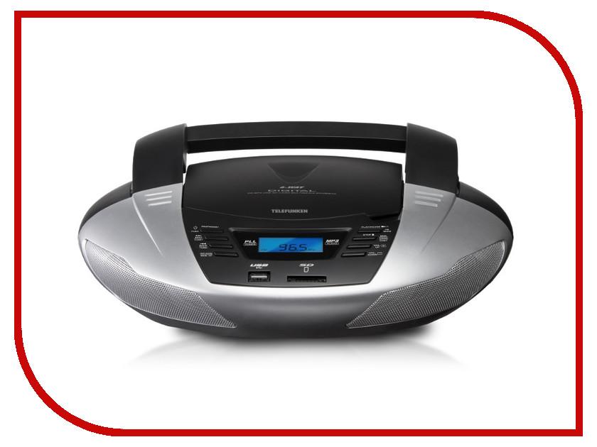 Радиоприемник Telefunken TF-CSRP3480 Silver