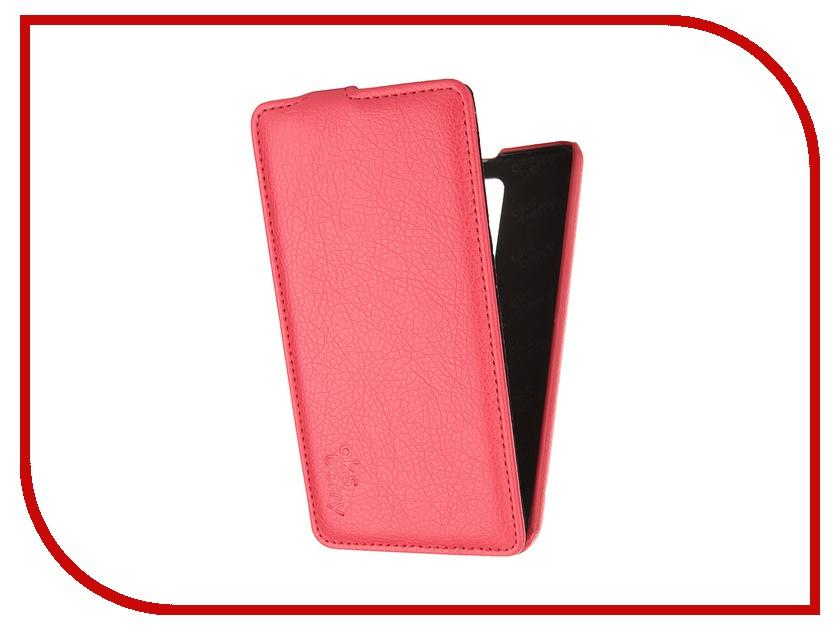 Аксессуар Чехол ASUS ZenFone 2 ZE551ML Aksberry Red