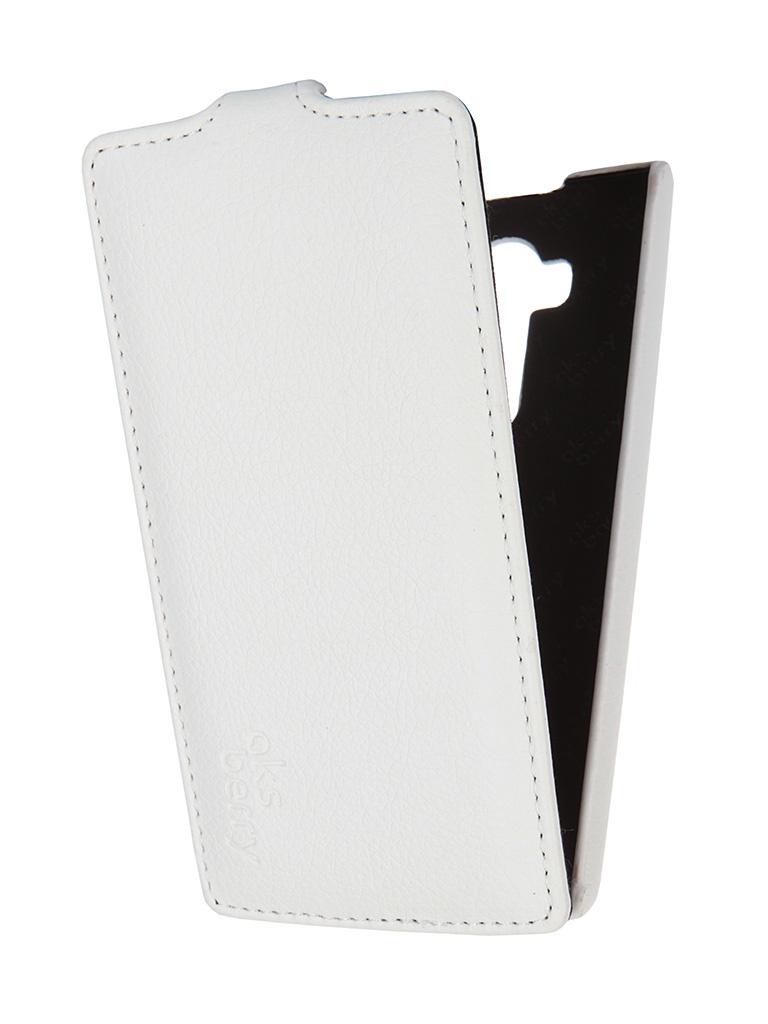 Аксессуар Чехол LG G4/G4 Dual Aksberry White<br>