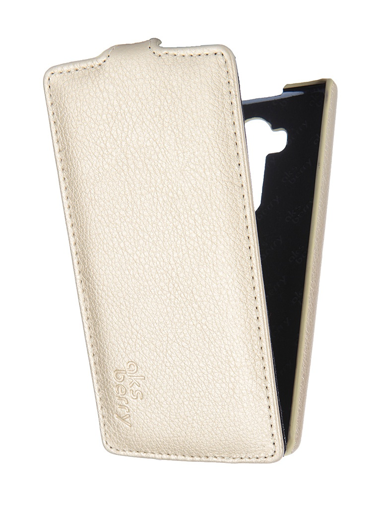 Аксессуар Чехол LG G4/G4 Dual Aksberry Gold<br>