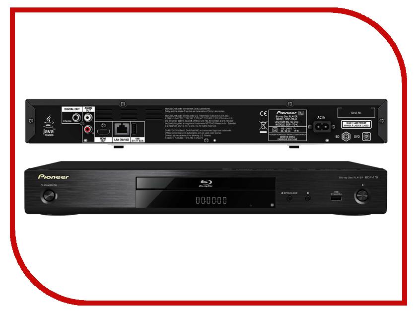 Blu-ray плеер Pioneer BDP-170<br>