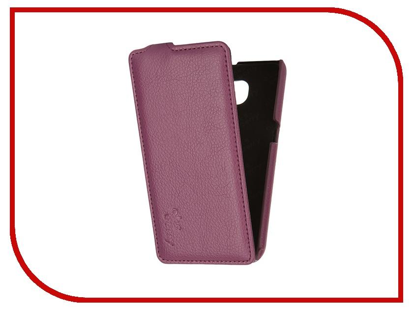 Аксессуар Чехол Samsung SM-G920 Galaxy S6 Aksberry Violet<br>