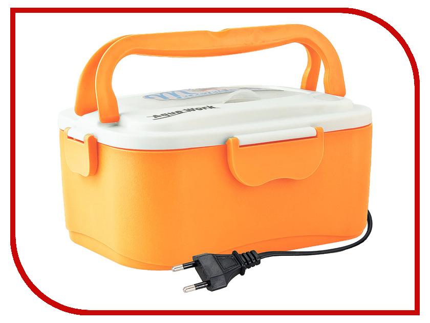 Ланч-бокс Aqua Work C5 220В Orange aqua сомик