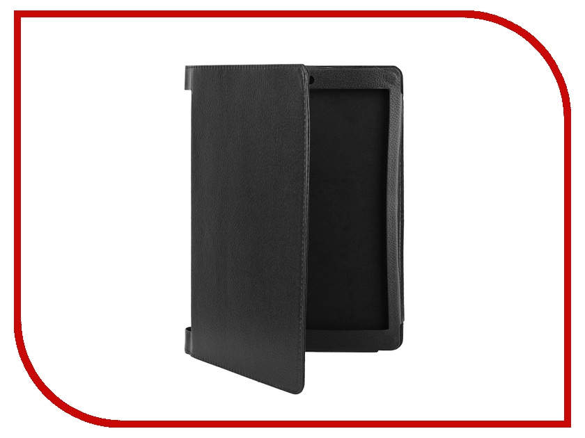 Аксессуар Чехол Palmexx for Lenovo Yoga 2 830 Smartslim иск. кожа Black PX/STC YOGA2 830 BLACK
