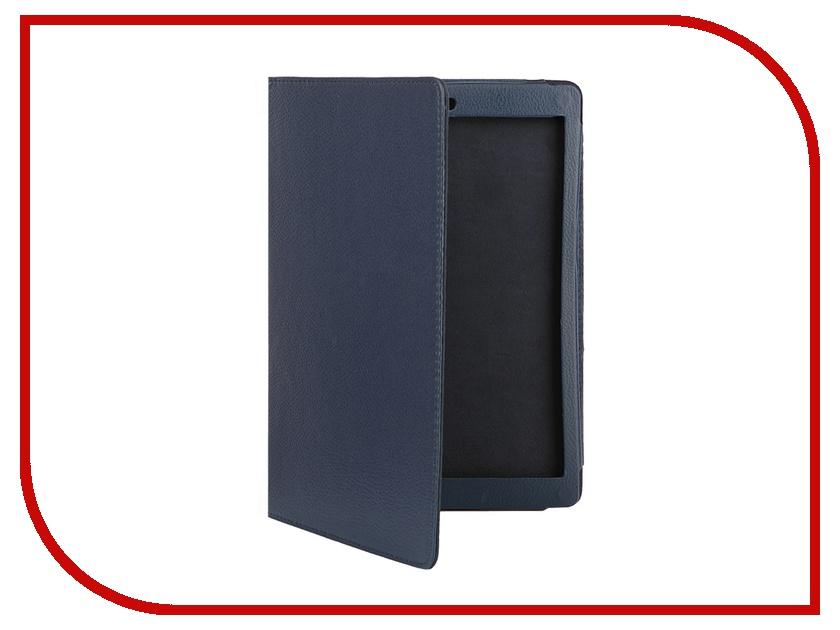 Аксессуар Чехол Palmexx for Lenovo Yoga 2 830 Smartslim иск. кожа Blue PX/STC YOGA2 830 BLUE<br>